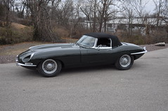 "1966 Jaguar XKE • <a style=""font-size:0.8em;"" href=""http://www.flickr.com/photos/85572005@N00/6704790009/"" target=""_blank"">View on Flickr</a>"