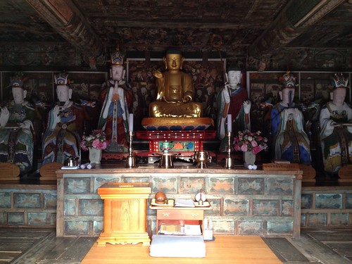 Gayasan Haein Temple 海印寺 해인사