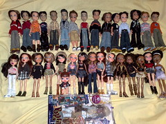 All of my Bratz. (Bratz Guy) Tags: 2010 accessories baby babyz band beauty beckham bob boyz brat bratz bratzparty cade cameron city cloe cute daze destiny doll dress dylam dylan dynamite eitan electro fabulous fan fashion fianna foto friday gaga girls gold haircut holiday hot integrity jade jasper lasvegas mga movie pack party photography pink pirate pob pool pop posh princess rock rockaangel rockangelz roxxi sasha shadi stepout summer toys tumblr wig yasmin yasmindestiny