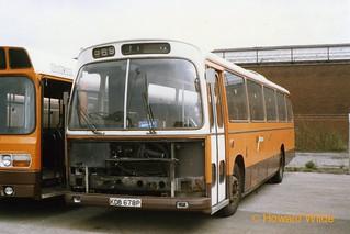 G M Buses 91 (KDB 678P)