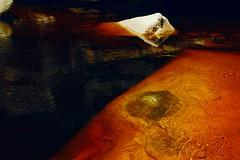 Cachoeiro (David Sobel) Tags: blue red brazil water espelho azul agua vermelho pedra roch mirrow chapadadiamantina rocha bahiastate leniscity colorphotoaward