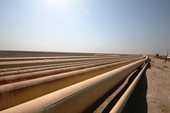 LPG Pipeline, Basrah, Iraq