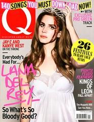 The Breaking of Lana Del Rey - Q Magazine February 2012 (Winter Phoenix) Tags: lana del magazine rey february q breaking 2012 the