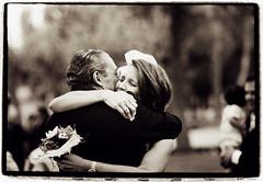 La novia y padre - Fotografía de boda - Edward Olive