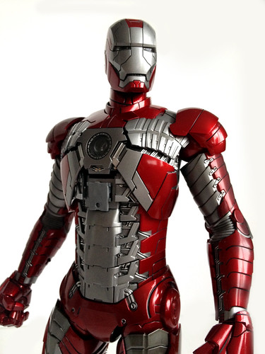Iron Man mark V