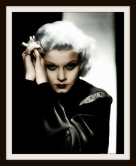 Jean Harlow (OFENA1) Tags: 1930s actress platinumblonde