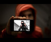 "18/ 50 ""Iphone selfportrait"" (Mirko.Eggert) Tags: 50mm hamburg 50mmproject twittographers nikond7000"