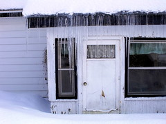 my house may not be true (but i will be always) (dmixo6) Tags: winter snow canada ice muskoka 705 dugg dmixo6