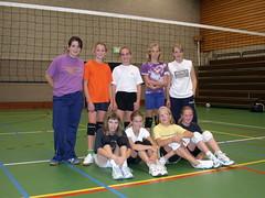 2004 Meisjes C3 - Tr. Annelies Janssen en Marjolijn Nieuwenhuis