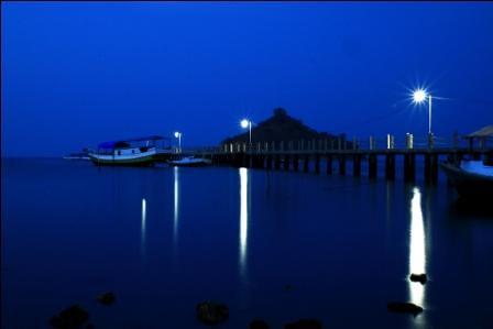 Port of Riung-Ngada-Flores Island