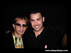 Diegodiego y Rogelio Martinez (Theworldsnumberoneentertainer) Tags: world music news film television radio entertainment hollywood celebrities luminaries gossip rumors publicfigures diegodiego escandals