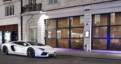 Aventador (Luke Alexander Gilbertson) Tags: london nikon luke londres lamborghini londra 70200 exclusive f28 supercar gilbertson 2470 d700 aventador lukegilbertson lgapcom