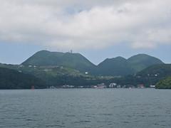 Hakone (Tokyo-3) (Cameron Richardson) Tags: park lake 3 japan tokyo ship fuji tour national pirate hakone izu ashinoko fujihakone ashii  tokyo3 neongenesis evengelion fujihakoneizu  wpjapan