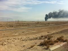 Industry, Basrah, Iraq