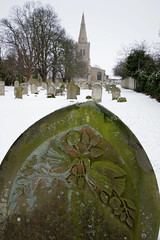 DEEPING CHURCH (Adam Swaine) Tags: county uk greatbritain blue england english church beautiful graveyard rural canon landscape countryside village britain villages east gravestones 2012 counties naturelovers villagechurch 24105mm englishvillages thisphotorocks adamswaine mostbeautifulpicturesmbppictures wwwadamswainecouk