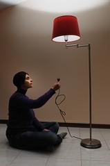 Magic Light (Tonionick1) Tags: light luce lampada 2012 week6 2470 lampista strobist su800 d5000 sb900 tonionick week6theme 522012 52weeksthe2012edition weekoffebruary5