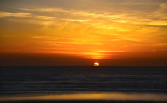 A must shot from the beach (Team Hymas) Tags: ocean sunset oregon pacific rockaway