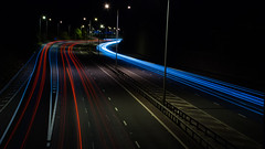 M20 Lights (blackrainbow_0019) Tags: lights afterdark d80