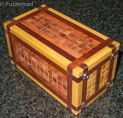 Delirium 13 (kevinmsadler) Tags: puzzle graycode