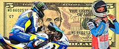 5 $ racer (driver Photographer) Tags: honda 5 ktm triumph motorcycle yamaha driver suzuki daytona ducati motoguzzi kawasaki leathers buell aprilia simson cagiva husqvarna dainese bmv