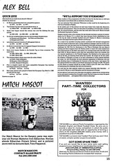 St Mirren vs Hammarby IF - 1985 - Page 15 (The Sky Strikers) Tags: street love cup st big european saints souvenir if nights paisley issue uefa 50p hammarby mirren