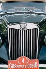 MG TF (Iain Compton) Tags: car classiccar filmphotography kiev10 cassoviaclassic