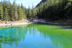 Grner See - Green Lake, Trag/Austria ( Philipp Hamedl) Tags: blue lake mountains reflection verde green lago austria see sterreich spring berge greenlake grn blau bergsee spiegelung autriche frhling grnersee trags