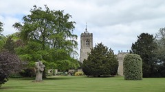 Church grounds (seanofselby) Tags: castle church st mary ashby magdalene