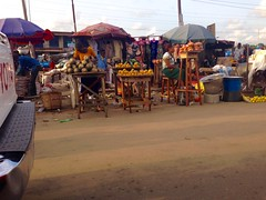 Street Market in Lagos Nigeria (Jujufilms) Tags: africa people photography culture photojournalism lagos nigeria fruitstand streetmarket lagosstate africanculture ayotunde jujufilms jujufilmstv nigerianstreetauthor ogbeniayotunde