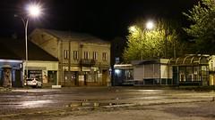 Night in Rozwadw (2) (Krzysztof D.) Tags: night poland polska polen marketplace noc marketsquare rynek podkarpackie podkarpacie stalowawola nocmuzew rozwadw
