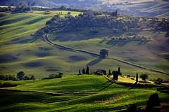 Val d'Orcia...da Pienza (Ivo Markes) Tags: tuscany pienza toscana valdorcia