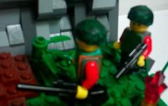 Recent Battle (legowanderer) Tags: army amazon war lego battle recent warfare
