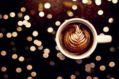 ~333/365~ Cuppa Joe (DocUNC) Tags: tree cup coffee canon design leaf bokeh pad mug 5d 365 project365 333365 docunc