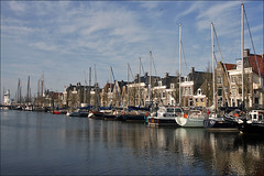 Harlingen (Foto Martien (thanks for over 2.000.000 views)) Tags: autumn haven holland history fall netherlands dutch port harbor harbour herfst nederland medieval vissershaven friesland harlingen niederlande historisch harns fishingport najaar noorderhaven smallcity haventje kleinestad provincefriesland a550 provinciefriesland picturesquetown martienuiterweerd carlzeisssony1680 martienarnhem sonyalpha550 mygearandme mygearandmepremium martienholland mygearandmebronze mygearandmesilver fotomartien schilderachtigstadje frieseelfstedenstad