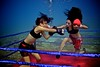 UW-ChineseBoxing 16 (steadichris) Tags: underwater models chinese scuba lingerie cebu boxing breathhold