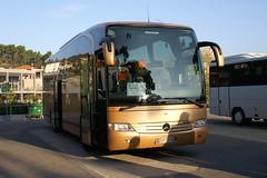 Olympia , Greece (neiljennings51) Tags: bus mercedes benz coach tour greece olympia corfu psv pcv tourismo katakolon