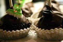 Chocolate and Mocca Bon Bon's