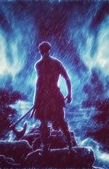 One step to valhalla (Shizo'licious) Tags: rain dark that like stuff mysterious knight warrior photomanip barbarian