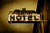 Hotel New Rex (cwaersten) Tags: newrex hotel sign sanfrancisco usa alifornia nikon d90 apocalypse apocalyptic northbeach rust rusty old 10 favourite favorite 100v10f 10fav 20fav 1000 2000