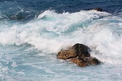 IMG_7268a (Terry Nash.) Tags: ocean sea nature water rock landscape hawaii surf waves shoreline spray kona explosive turbulence floss kailua splashing vitality keauhou powerofnature powerinnature
