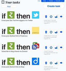A Clever Information Trap created with ifttt