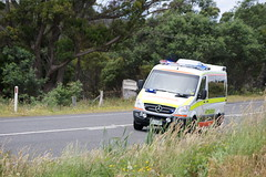 Ambulance Tasmania Mercedes Sprinter (789) (SierraTAS) Tags: