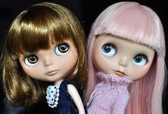 My 2 Custom CGs.....*Dori & Candy Cotton**