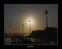 _C240373-CONTRALUZ EN SAN ANTON_1-F (pavon2007) Tags: espaa contraluz corua ciudad galicia amanecer sananton