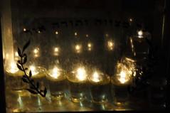 Chanukah (Gali-Dana) Tags: street light lamp night israel candle chanukah jerusalem    menorah               galidana