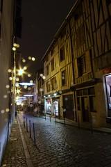 Limoges (87) - rue de la Boucherie (Lumire-du-matin) Tags: city longexposure france night noche nacht lumire nuit 87 limousin limoges canonefs1022mmf3545usm hautevienne