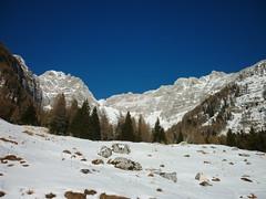 27 dicembre 2011 - Malghe di Montasio (panorama dreamers) Tags: mountain mountains montagne montagna friuli montasio malghe