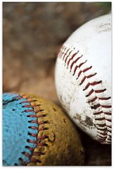 A Boy's Life. (Hammonton Photography) Tags: life light sun sunlight sports boys colors sport digital fun outdoors nikon colorful december natural lace balls games outings professional activity dslr gym tones base activities baseballs 2011 d5000 jessicadigiacomo hammontonphotography