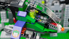 LEGO Super Heroes Batman Batwing Battle 09 (Brick Resort) Tags: macro brick set lego resort batman joker superheroes gotham 6863 legobatman brickresort