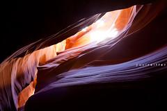 Into The Canyon 2, Antelope Slot Canyon Arizona (PaulReiffer) Tags: arizona rock stream canyon formation page slot slotcanyon antelopecanyon lighttunnel